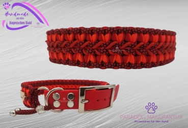 "Halsband ""First Red"" Gr. 42 (verstellbar + 5cm)"