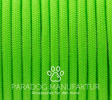 Paracord Typ 3 Neon Green