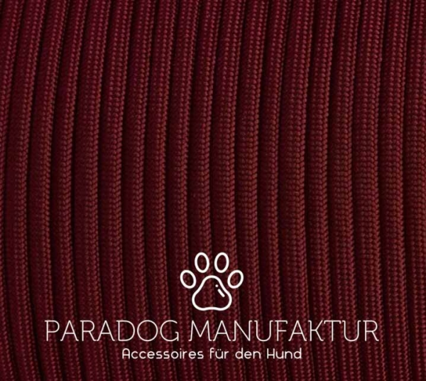Paracord Typ 3 Burgundy
