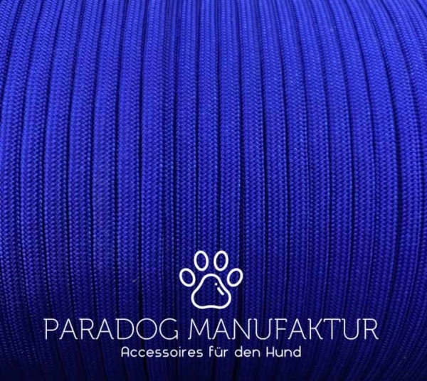 Paracord Typ 3 Electric Blue